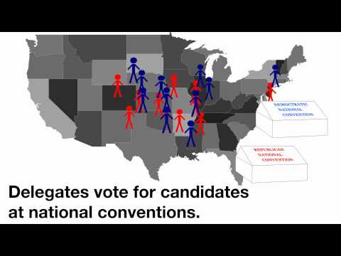 U.S. Elections: Caucuses Explained