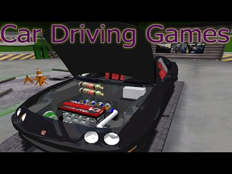Best Car Driving Learning Games