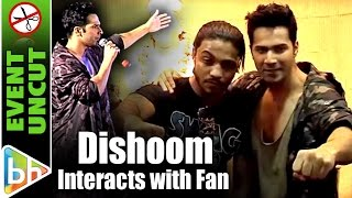 Varun Dhawan | Raftaar Interact With The Students Of Mithibai College | Event Uncut