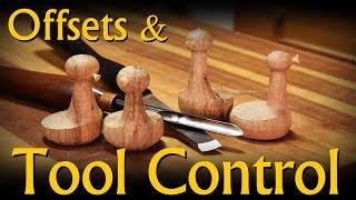 Offset Turning, Tool Control, & Ducks