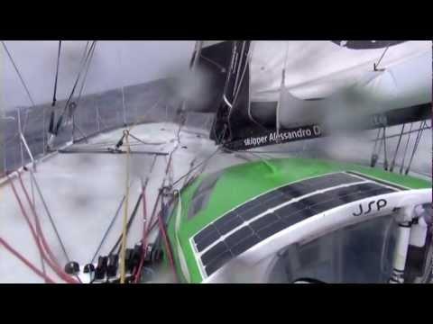 Vendée Globe 2012 - Résumé de la septième semaine de course