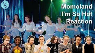 Classical Musicians React: MOMOLAND 'I'm So Hot'