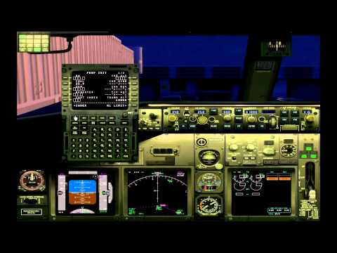 iFly 737 Cold and Dark Startup Tutorial