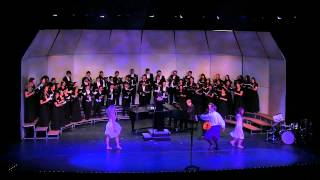 The Dream Ship, UCLA University Chorus, Rebecca Lord