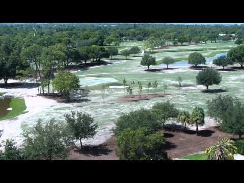 Fort Myers Country Club Golf Course Renovation
