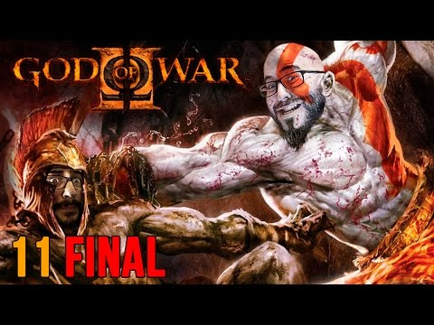 GOD OF WAR 2 - Episodio 11 - El principio del FINAL