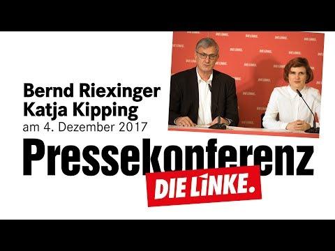 Partei in Bewegung - Linker Fahrplan 2018