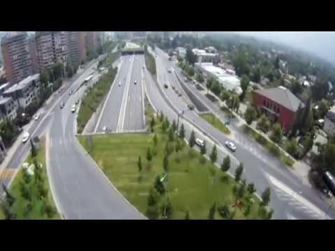 Santiago Travel Video