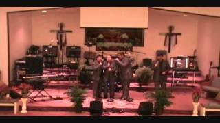 THE MYSTERY MEN--WALK AROUND ME JESUS