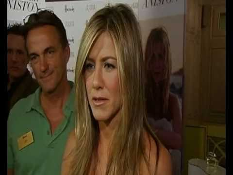 Jennifer Aniston perfume launch
