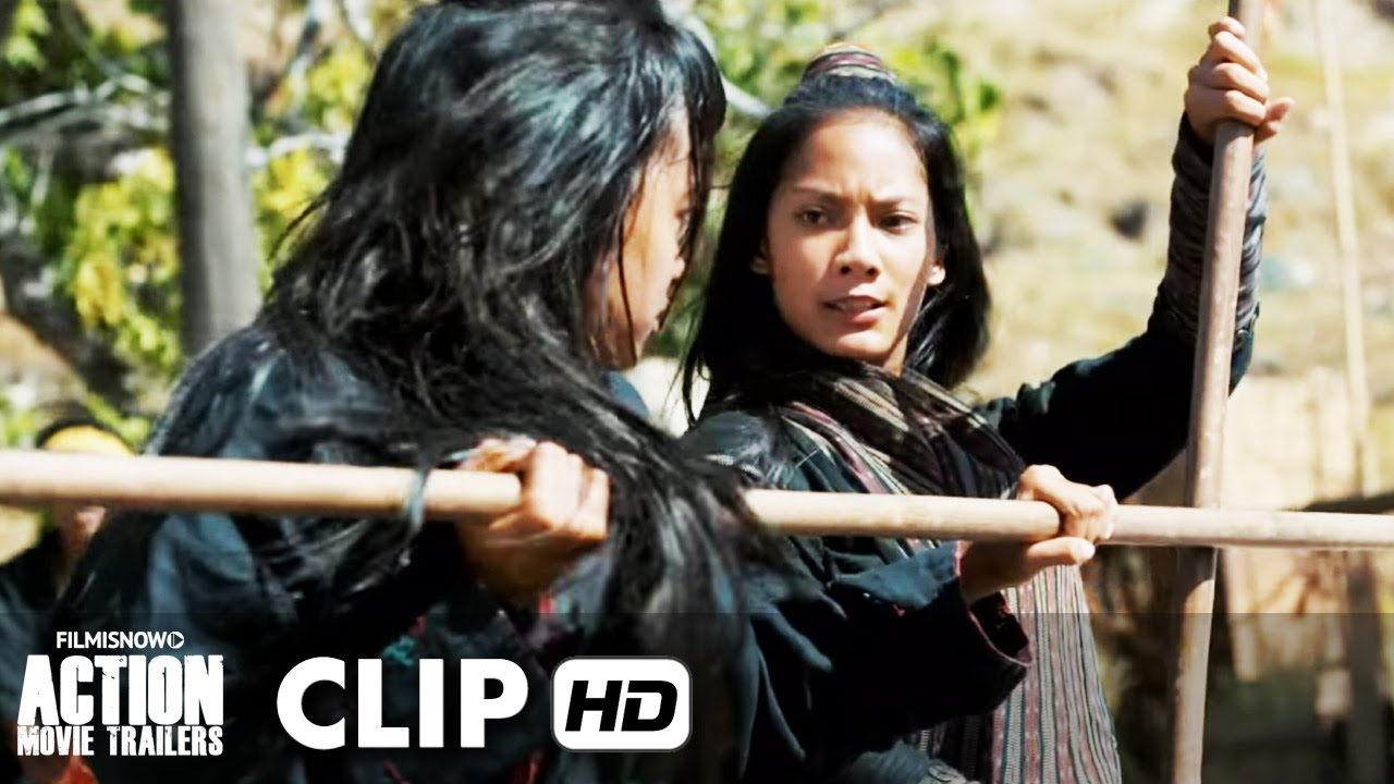 THE GOLDEN CANE WARRIOR Clip 'Warrior Fight' [HD]