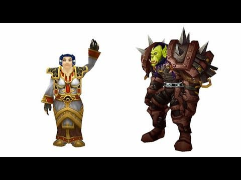 Alliance vs. Horde - Sex Change