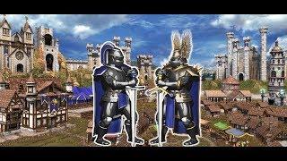 MDT: Alternative Units mechanics test - Heroes III mod (Castle)