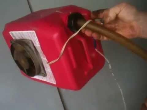 Как сделать дымогенератор для