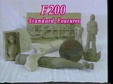 Terrco WoodCarvers - F-200