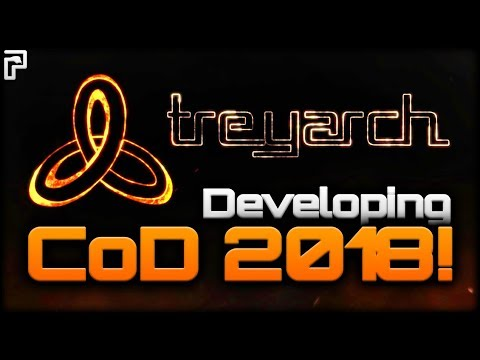 TREYARCH OFFICIALLY CONFIRMED FOR CALL OF DUTY 2018! COD 2018 NEWS! (Python's Thoughts)