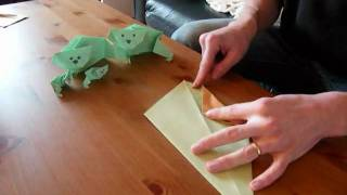 How To Make An Origami Lion!