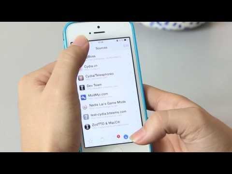 [cydia Tweak] Hướng Dẫn Cài Nhạc Chuông Từ Cydia.vn Cho Các Máy Chạy Ios 7 - Appstorevn video