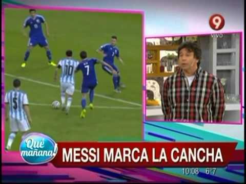 El mensaje de Messi a Sabella