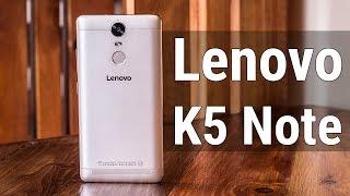 Lenovo K5 Note - бюджетник в пестром фантике. Распаковка и краткий обзор Lenovo K5 Note