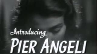 Teresa (1951) Trailer - Pier Angeli, Fred Zinnemann