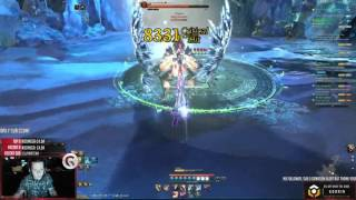 BnS Sin Solo Chuanka Frost Cavern Explanation / Guide / Solo