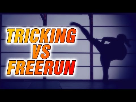 Трикинг VS Фриран. Галилео / Tricking VS Freerun. Galileo