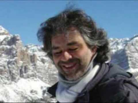 Andrea Bocelli Sings Besame Mucho video