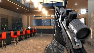 SNIPING IN THIS GAME IS AMAZING - Ironsight Gameplay