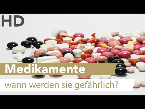 Wenn Medikamente gefährlich werden // Nebenwirkungen, Alter