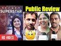 Secret Superstar Movie Public Review | Emotional Review | Aamir Khan Zaira Wasim