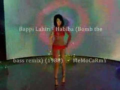 Bappi Lahiri - Habiba (Bomb the bass remix) (1988)