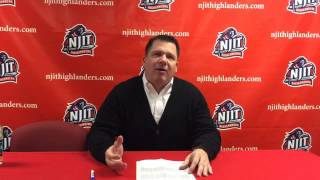 NJIT WBB Post Game Interview vs Columbia