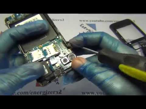 Samsung Galaxy S Advance GT-I9070 Disassembly Energizerx2
