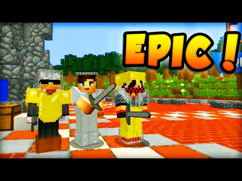 Minecraft HUNGER GAMES -