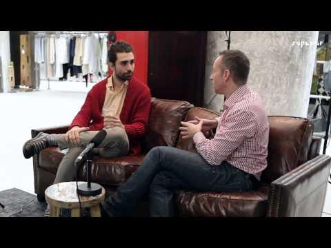 SUPERIOR # PEOPLE | Berlin | Interview Niccolò Montanari - Berlin Fashion Film Festival