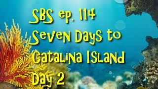 SBS ep. 114 - Seven Days to Catalina Island Day 2