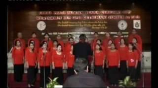 Paduan Suara GPIB Immanuel Malang - Persaudaraan Yang Rukun dan Tuhan Gembalaku