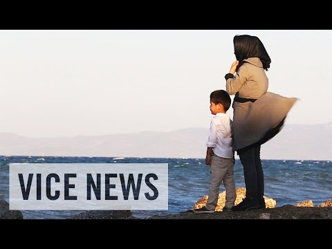 Risking Their Lives to Cross the Border: Europe or Die (Trailer)