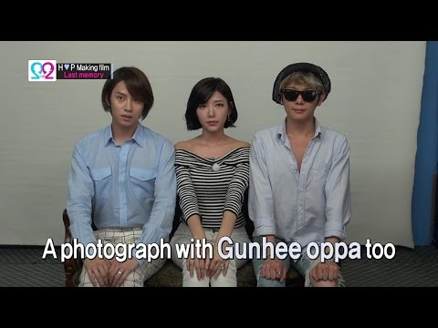 Global We Got Married S2 EP15 Making Film (Super Junior Heechul & Puff) 140716 (슈퍼주니어 김희철 & 곽설부)