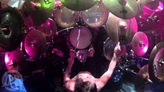 OVERKILL - Bring Me The Night (Live 2015) (Drum Cam)