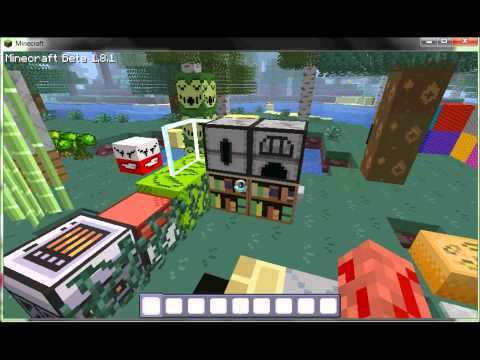 texture pack reviews:episode 1 pokecraft