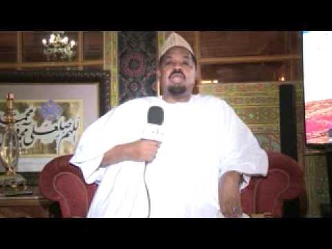 Les verites de Ameth Khalifa Niass aux khalifs generaux