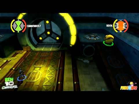 Ben 10: Omniverse: The Video Game - Playthrough Part 3