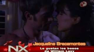 William Levy  & Jacky en Mujeres de valor