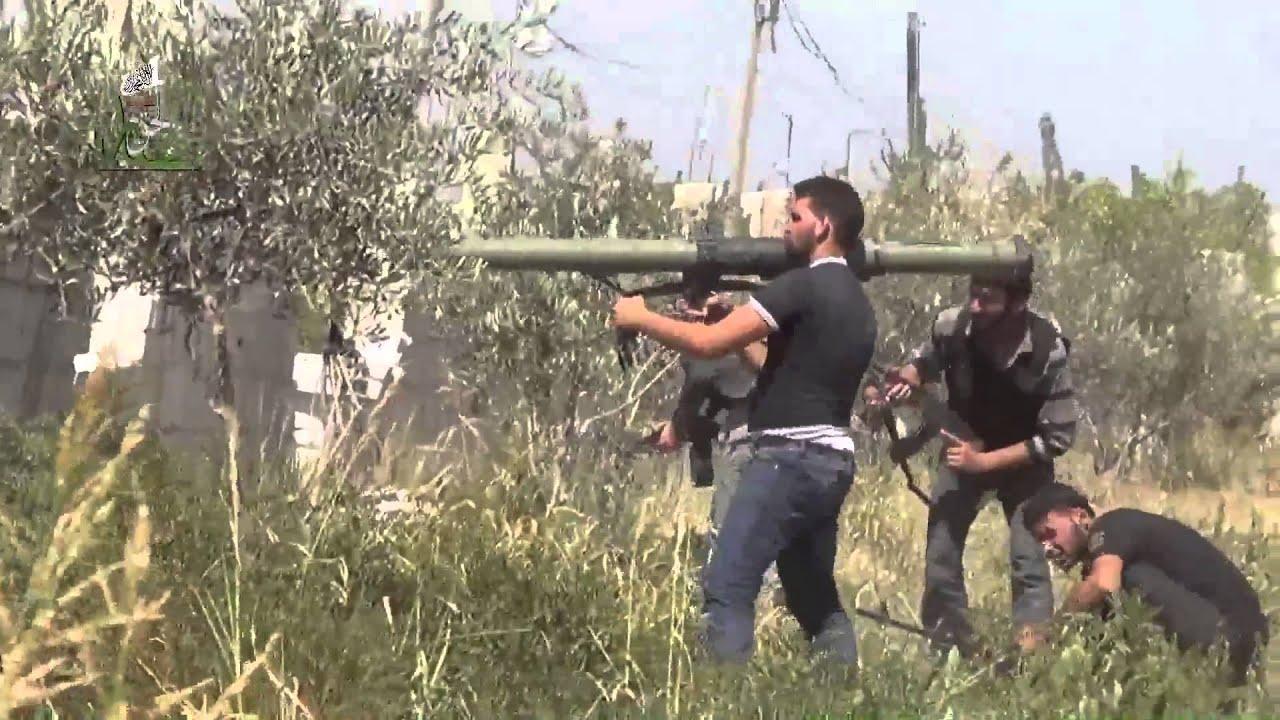 Syria FSA targeting ar...