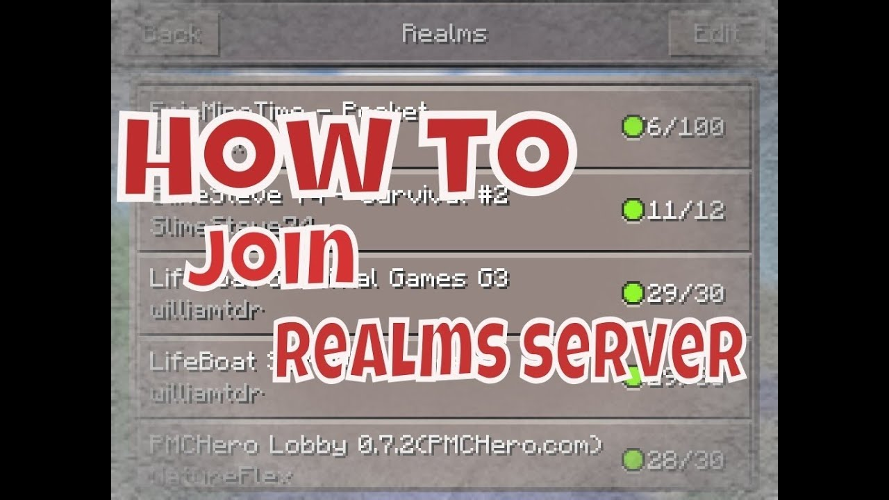 how to join other servers on minecraft