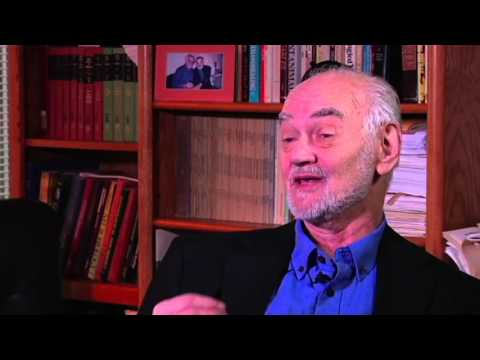 Jaak Panksepp - from psychiatric ward to understanding happyness