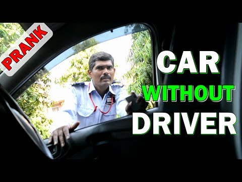 Funny videos | Invisible driver prank | Latest funny videos | Funny Indian videos thumbnail