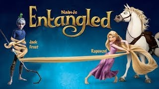 Entangled (Jack Frost with Rupanzel)